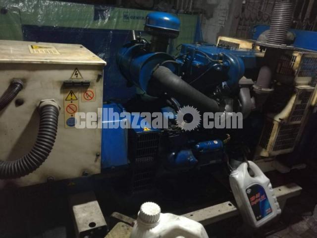 Generator 62.5 kva Perkins - 2/5
