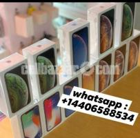 Apple iPhone XS Max 512GB Unlocked WhatsApp: +1440658-8534