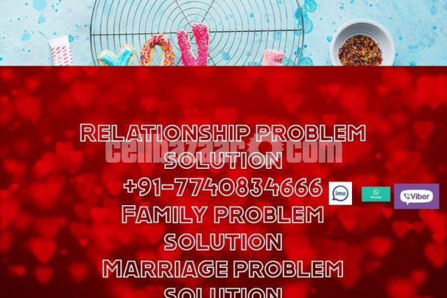 {{{ Family *Problem }}}  +91-7740834666  Divorce specialist astrologer in   jammu - 1/5
