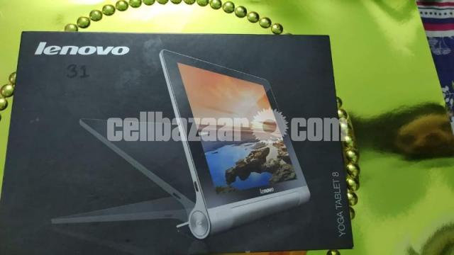Lenovo yoga tablet 8 - 1/5
