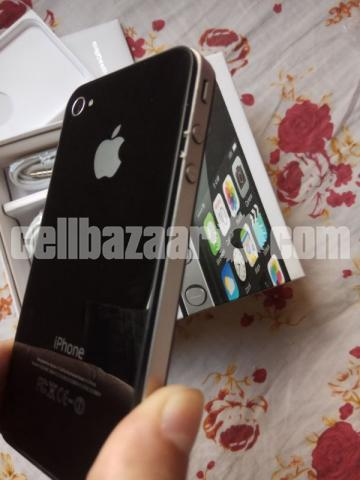 Apple iPhone 4 16GB Original New Full Box - 2/5