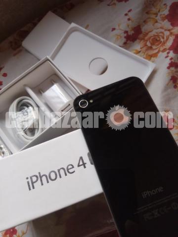 Apple iPhone 4 16GB Original New Full Box - 5/5