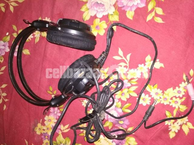 A4 Tech HS-28 Comport Stereo Head Phone - 2/5