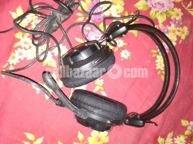 A4 Tech HS-28 Comport Stereo Head Phone - 4/5