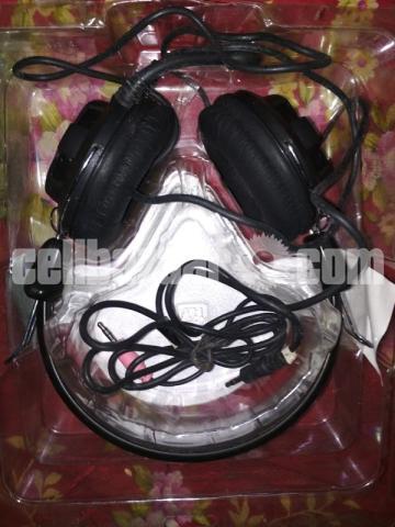 A4 Tech HS-28 Comport Stereo Head Phone - 5/5