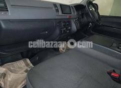 Toyota Hiace GL Dual Ac Black Color - Image 3/4