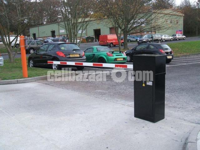 Parking Barrier - 2/3