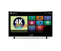 View one Samart 40'' Curved LED TV & 5YR