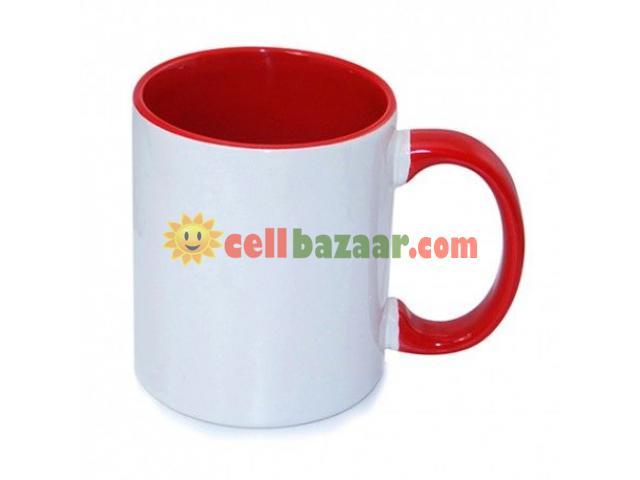 Sublimation Mug - 1/4