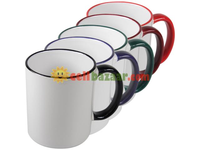 Sublimation Mug - 3/4