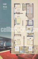 1585 sqft Apartment in Pallabi, Urgent sale
