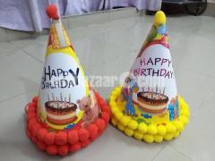 HAPPY BIRTH DAY CAP