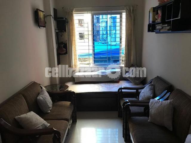 825 Sqft Ready Flat For Sale In Khilgaon - 1/5