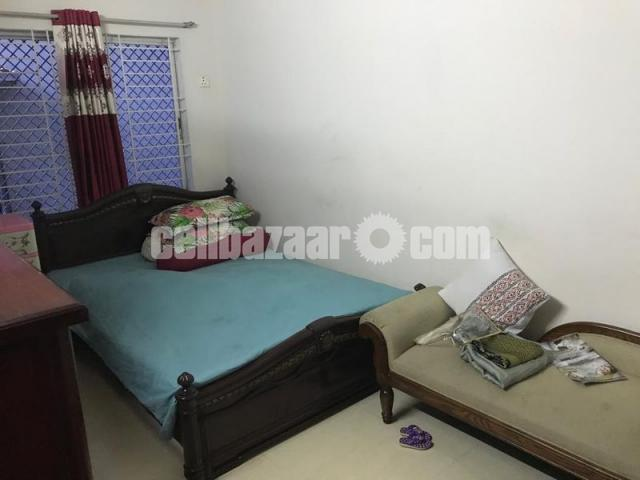 825 Sqft Ready Flat For Sale In Khilgaon - 4/5