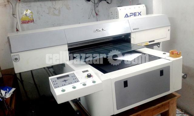 Apex 6090 UV Machine - 1/1
